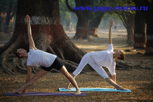 Йога это мужская практика