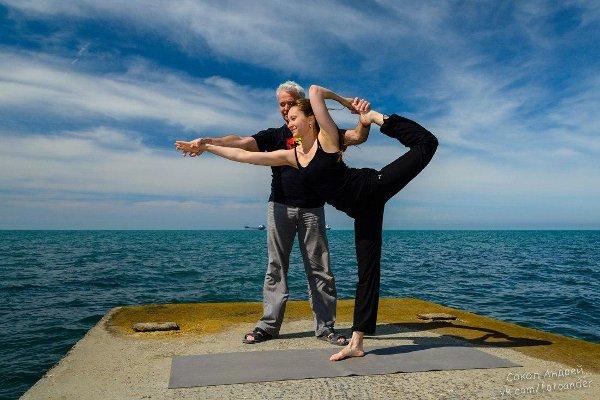Йога-студия ирис